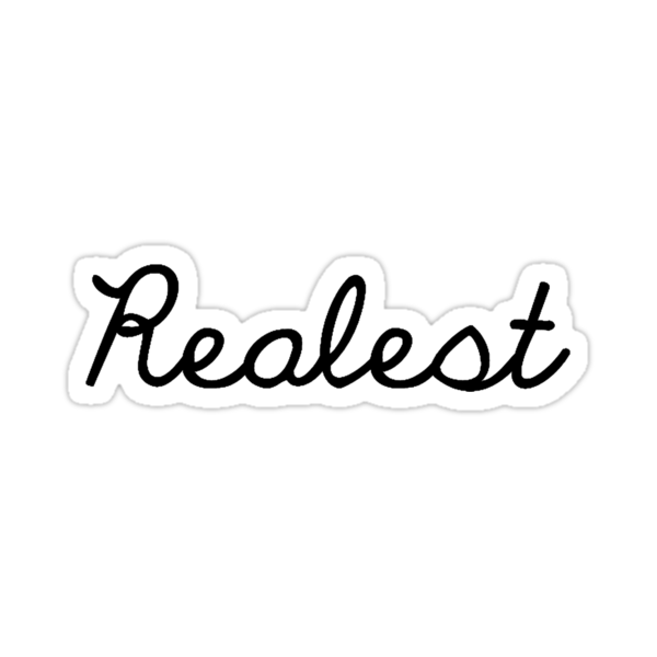 Realest- Black by Viral5