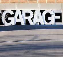 Garage by littleoldhag