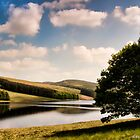 Errwood Reservoir by David J Knight