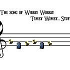The Song of Wibbly Wobbly Timey Wimey... Stuff by Tanner Johnston