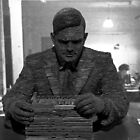Alan Turing Statue by John Dalkin