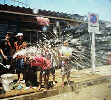 Songkran by LeightonM1