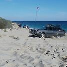 Guy's Subi on the beach by BigAndRed