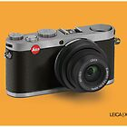Leica X1 Illustration by Michael Cuneo