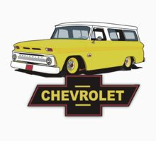 1965 Chevy Suburban by Steve Harvey