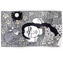 Amando Frida Poster