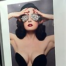 dita von teese. beauty at it&#x27;s finest. by xojennybee