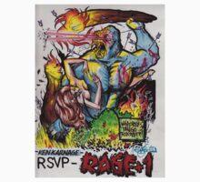 """Ken Karnage's """"Rage+1"""" by Jon McKenzie"""