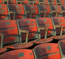 Red Seats by Virginia Kelser Jones