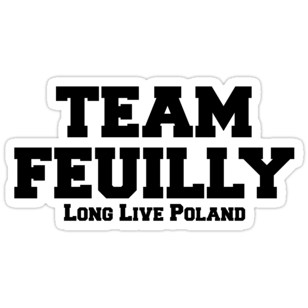 Team Feuilly by freakedoutgeek