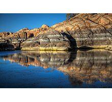 Granite Reflect Photographic Print