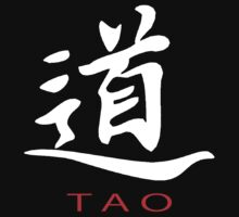 Chinese Symbol for Tao T-Shirt by AsianT-Shirts