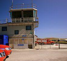 Barra Airport by Duncan  Wilson