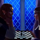Check Mate by Ittybittybug