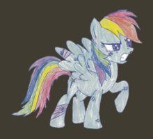 Defending Rainbow Dash  by RainboomDash
