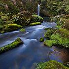 Omanawa river drift by Ken Wright