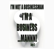 Jay Z - Businessman by Edwin1987