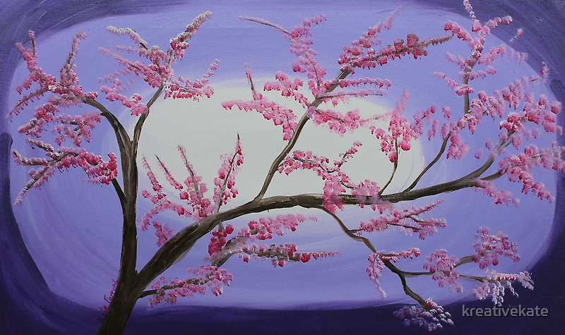 Cherry Blossoms by kreativekate