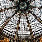 Galeries Lafayette ceiling by Ali Brown