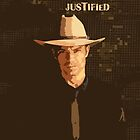 Justified - Raylan Givens by sandnotoil