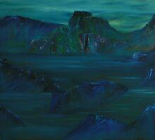 North from Hudson  Bay by David Snider