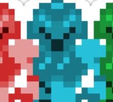 3 Colour Samus Sticker