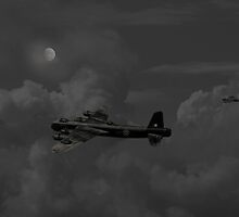 Short Stirling  -  'the forgotten bomber' by warbirds