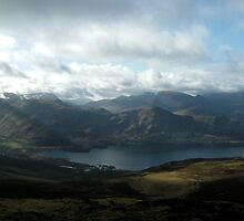 The Lake District by TesniJade