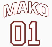 Team Mako by Caroline Kilgore
