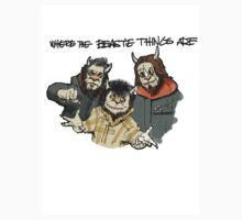 Where The Beastie Things Are by Derek Salemme