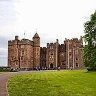 National Trust Dunster Castle, Somerset.  by lynn carter