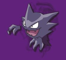 Haunter - Pokemon - Bigger Image by ArtOverChaos