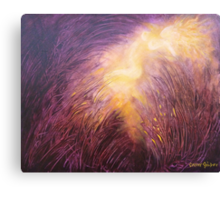 Fire Goddess Canvas Print