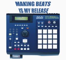 Making Beats is my Release by YasLalu