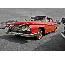 Plymouth Deluxe Suburban Wagon Photographic Print