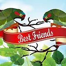 Best Friends (1219 views) by aldona