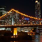 Storey Bridge 2 by Wayne  Nixon