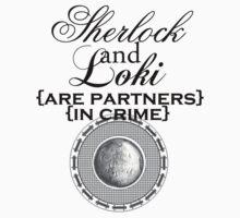 Partners in Crime by Sherlawkandjawn