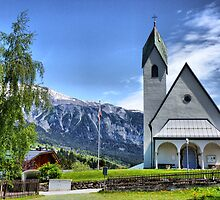 St Josephs Flims. by Lilian Marshall