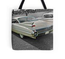 1959 Cadillac Coupe DeVille Tote Bag