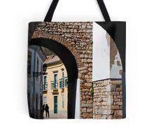 historical street Tote Bag