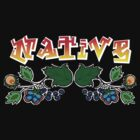 Native T-shirt by mylittlenative