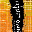 Urinetown iPhone case by marinasinger