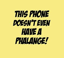 THIS PLANE DOESN'T EVEN HAVE A PHALANGE (iPhone version) by CoExistance