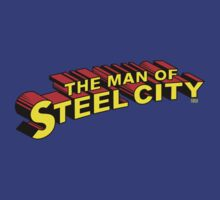The Man Of Steel City by Jim Connolly