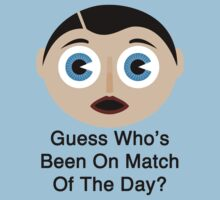 Guess Who's Been On Match Of The Day? by Buleste