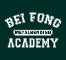 Bei fong metal bending academy by personalized