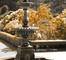 My Favorite Fountain by BPhotographer