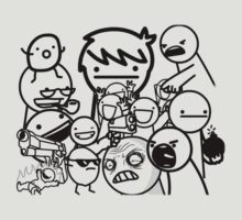The Fantastic Asdfmovie Tribute by xzbobzx