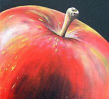 Apple by GeorgieBouy